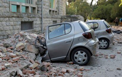 [新聞]阿爾巴尼亞發生5.5級地震 震源深度20千米